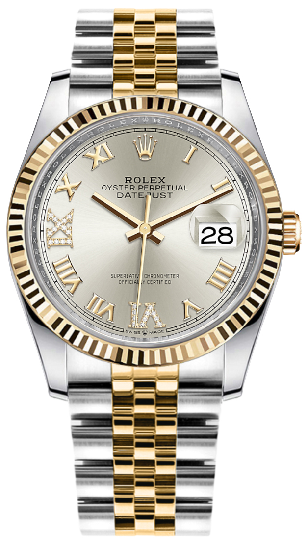 Rolex_Datejust_36_Silver_Dial_Watch_126233