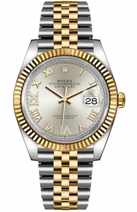 Rolex Datejust 36 Silver Dial Watch 126233