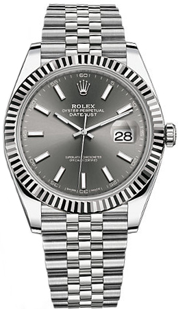 Discounted Rolex Datejust 41 Timepieces | 126334