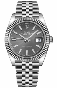 Rolex Datejust 41 Luxury Men's Watch 126334
