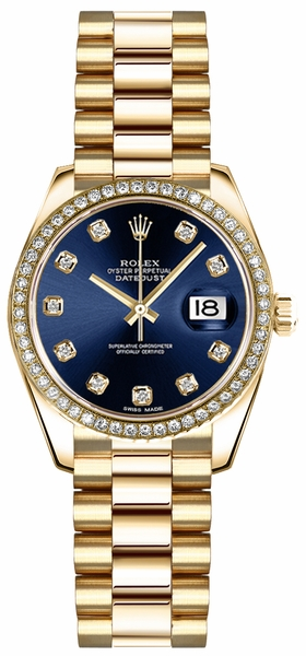 Rolex Lady-Datejust 179138