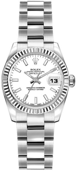 Rolex Lady-Datejust 26 Swiss Watch 179174