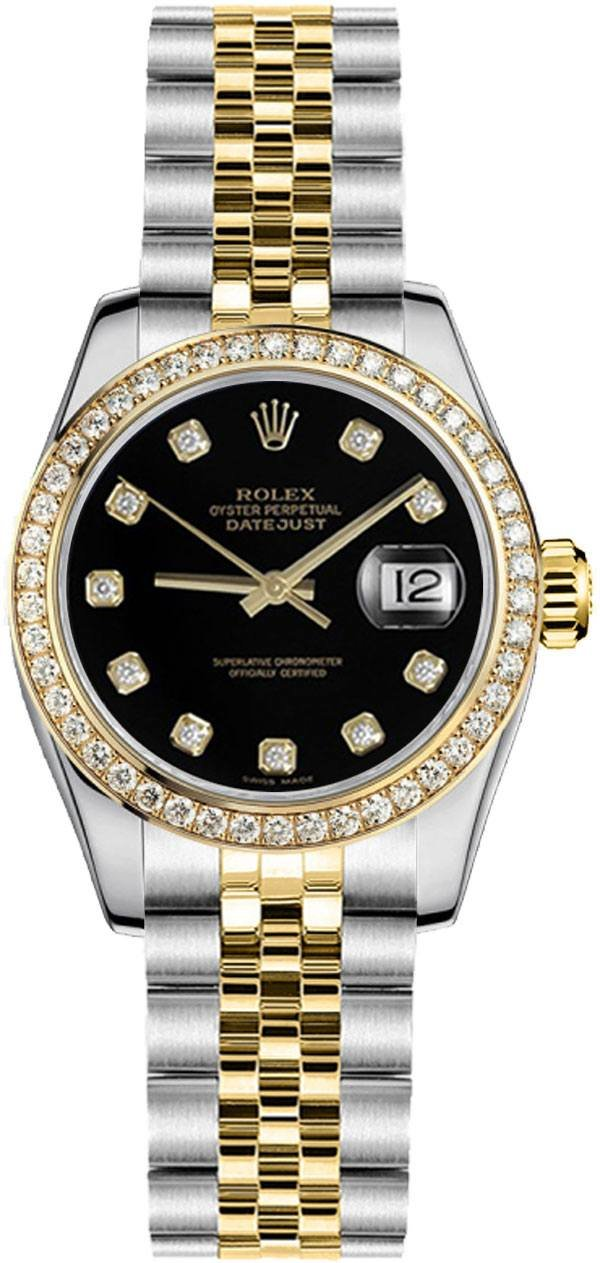 Rolex Lady-Datejust 26 Watch 179383