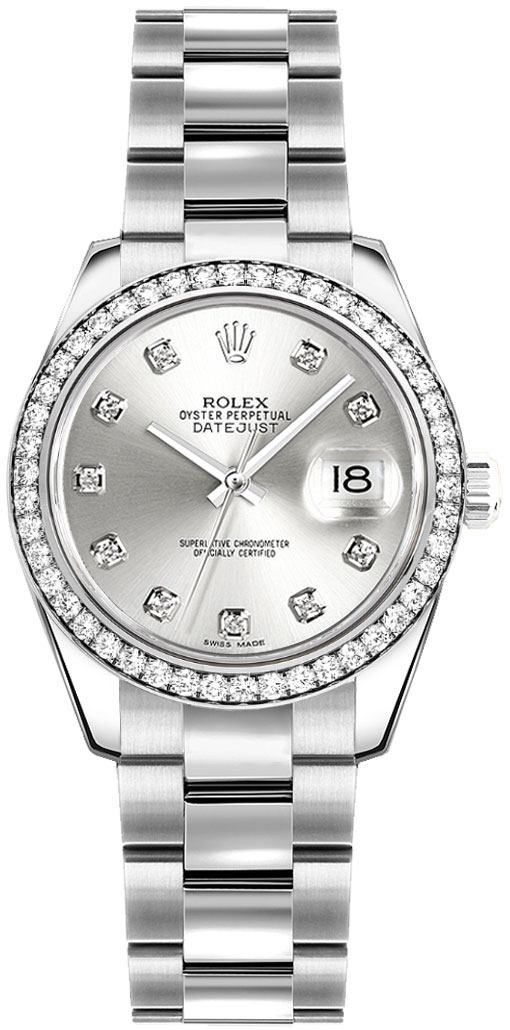 Rolex Lady-Datejust 26 Women's Watch 179384
