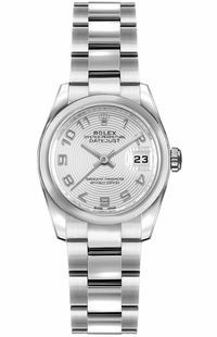 Rolex Lady-Datejust 26 Steel Watch 179160