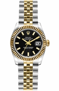 Rolex Lady-Datejust 26 Watch for Women 179173