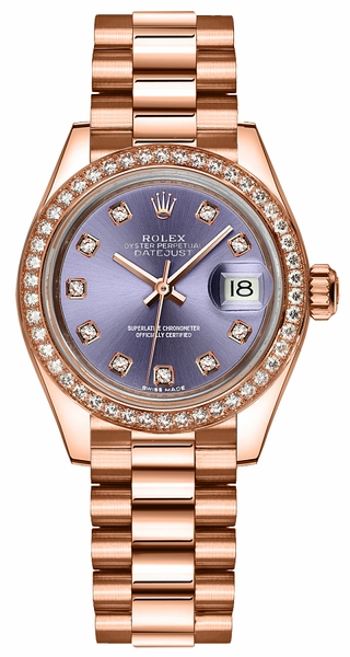 Rolex Lady-Datejust 28 279135RBR