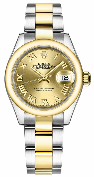 Rolex Lady-Datejust 28 Women's Luxury Watch 279163