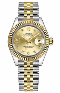 Rolex Lady-Datejust 28 Luxury Women's Watch 279173