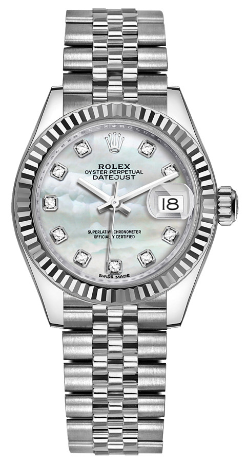 Rolex_Lady-Datejust_28_Mother_of_Pearl_Diamond_Dial_Watch_279174