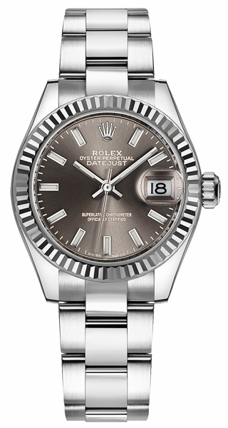 Rolex Lady-Datejust 28 Oyster Bracelet Women's Watch 279174