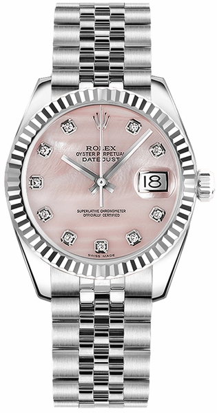 Rolex Datejust 31 Women's Watch 178274