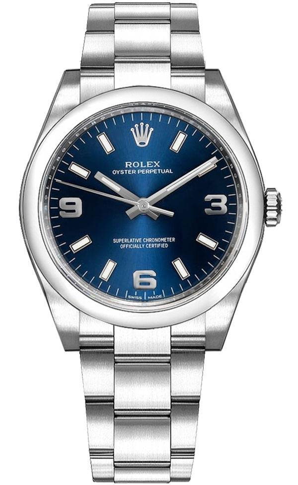 Rolex_Oyster_Perpetual_34_Blue_Dial_Midsize_Watch_114200