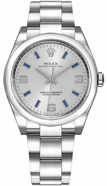 Rolex Oyster Perpetual Air-King Automatic Watch 114200