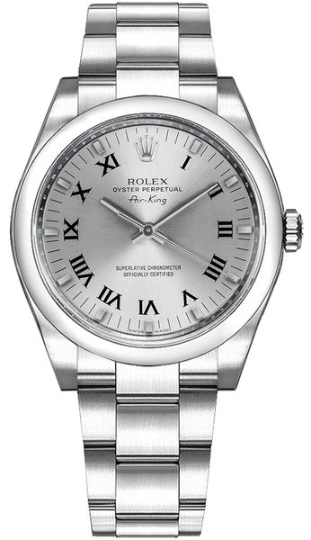 Rolex Oyster Perpetual Air-King Women's Watch 114200