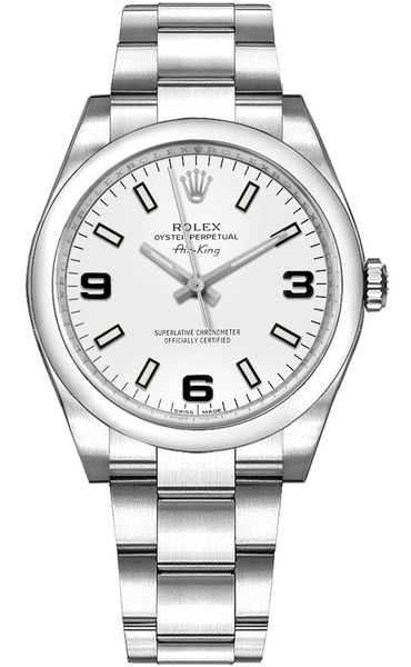 Rolex Oyster Perpetual 34 Automatic Women's Watch 114200