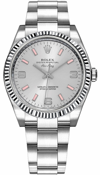 Rolex Oyster Perpetual Air-King Automatic Watch 114234