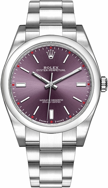 Rolex Oyster Perpetual 39 Men's Luxury Watch 114300