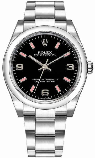 Rolex Oyster Perpetual 36 Domed Bezel Watch 116000