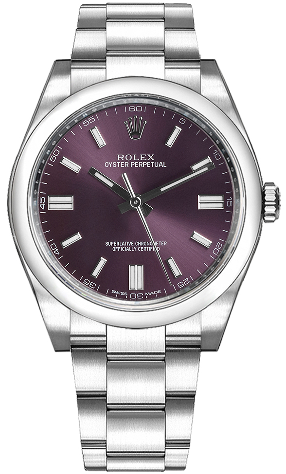 Rolex Oyster Perpetual 36 Automatic Women's Watch 116000