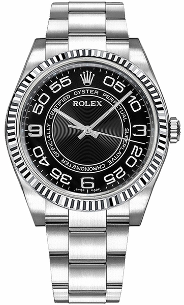 Rolex Oyster Perpetual 36 Automatic Watch 116034