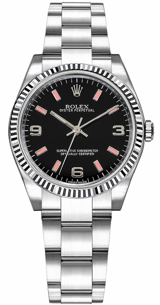 Rolex Oyster Perpetual 31 Stainless Steel Watch 177234