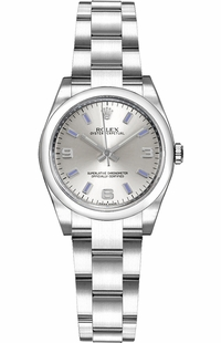 Rolex Oyster Perpetual 26 Domed Bezel Oyster Bracelet Ladies Watch 176200