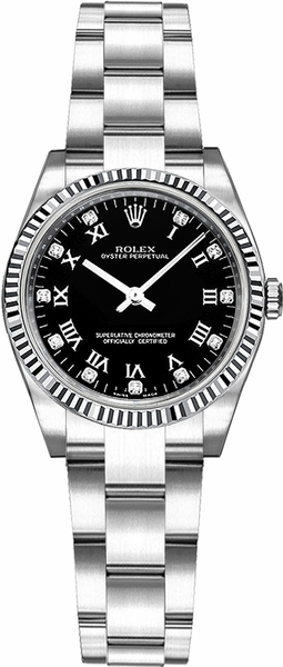 Rolex Oyster Perpetual 26 Automatic Swiss Watch 176234