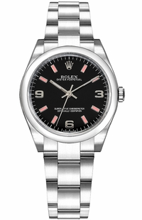 Rolex Oyster Perpetual 31 Domed Bezel Watch 177200