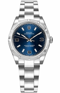Rolex Oyster Perpetual 31 Steel Automatic Watch 177210
