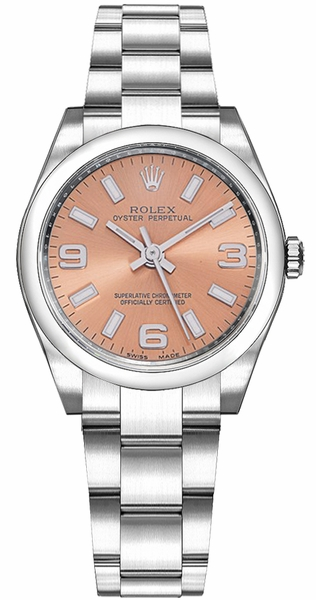 Rolex Oyster Perpetual 31 Stainless Steel Watch 177200