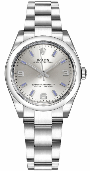 Rolex Oyster Perpetual 31 Swiss Automatic Women's Watch 177200
