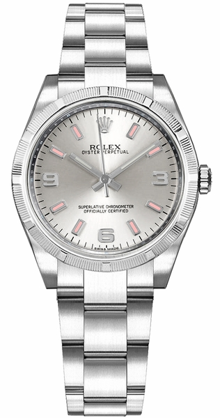 Rolex Oyster Perpetual 31 Women's Steel Automatic Watch 177210