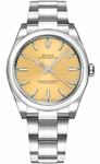 Rolex Oyster Perpetual 34 Steel Watch 114200