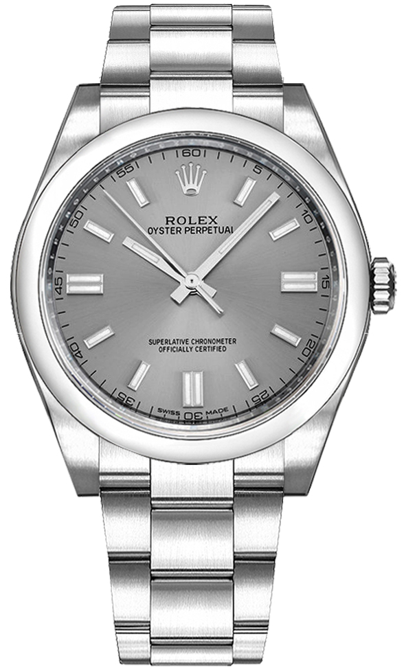 Rolex_Oyster_Perpetual_36_Steel_Dial_Swiss_Watch_116000