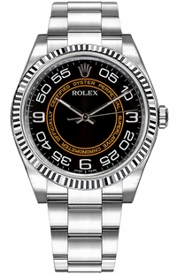 Rolex Oyster Perpetual 36 Luxury Automatic Women's Watch 116034