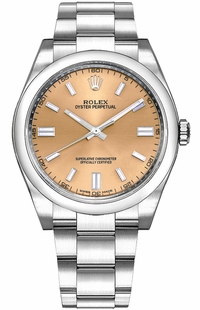 Rolex Oyster Perpetual 36 White Grape Luxury Watch 116000