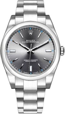 Rolex Oyster Perpetual 39 Automatic Steel Men's Watch 114300-0001
