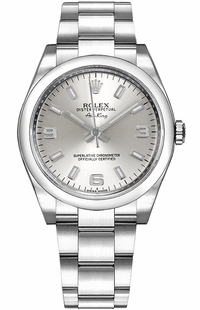 Rolex Oyster Perpetual Air-King Oyster Bracelet Watch 114200