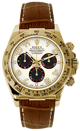 Rolex Cosmograph Daytona Luxury Men's Watch 116518