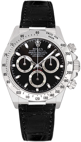 Rolex Cosmograph Daytona 40MM Men's Watch 116519