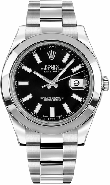 Rolex Datejust II 41 Men's Luxury Watch 116300