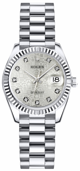 Rolex Lady-Datejust 26 179179