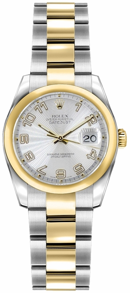 Rolex Lady-Datejust 26 Swiss Watch 179163