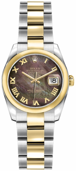 Rolex Lady-Datejust 26 Swiss Automatic Watch 179163