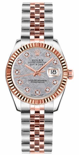 Rolex Lady-Datejust 26 Jubilee Bracelet Women's Watch 179171