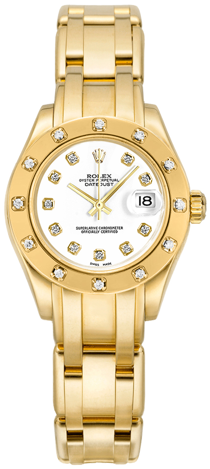 Rolex_Pearlmaster_Solid_Gold_White_Diamond_Women's_Watch_80318