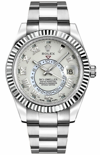 Rolex Sky-Dweller Men's Watch 326939-0001