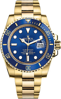 719a44e5e04 116618 Rolex Submariner Oyster Perpetual Mens Watches