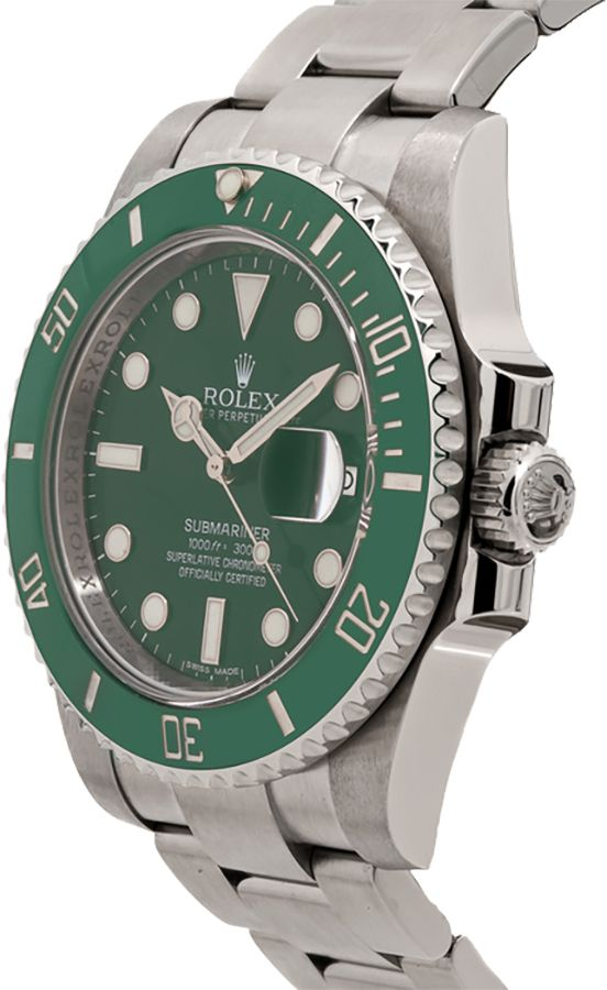 c1cabb266d6 ... Rolex Submariner Date Green Dial Men s Watch 116610LV - image 2 ...